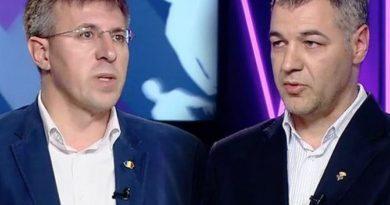Octavian Țîcu și Dorin Chirtoacă au fost înregistrați în cursa electorală pentru alegerile prezidențiale