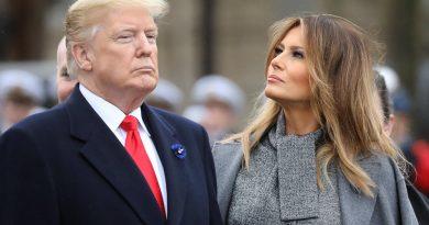 У президента США Дональда Трампа и его жены Мелании Трамп подтвердили коронавирус 4