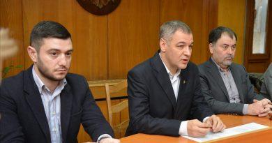 Лидер унионистов Октавиан ЦИКУ не смог набрать необходимое количество подписей для регистрации 2