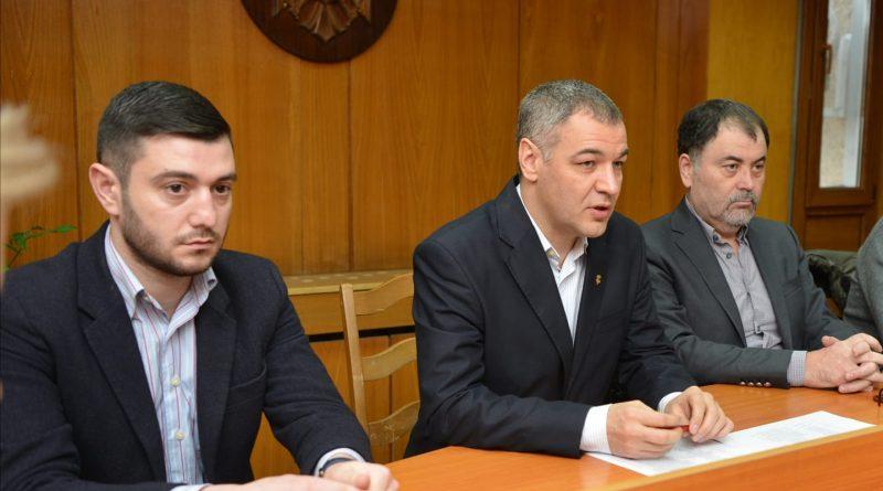 Лидер унионистов Октавиан ЦИКУ не смог набрать необходимое количество подписей для регистрации 41 15.05.2021