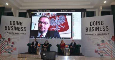 Foto Parteneri din nordul Moldovei, Cehia, Polonia, Letonia și România s-au reunit în cadrul unui forum de afaceri la Bălți 5 14.06.2021