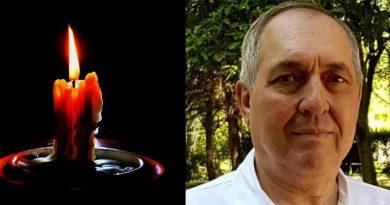 Иван Дабижа, сотрудник Бельцкой психиатрической больницы, скончался в возрасте 66 лет после инфицирования COVID-19