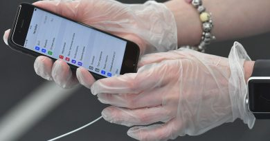 """Ученые рассказали, сколько коронавирус """"живет"""" на купюрах и экранах смартфонов 4 14.04.2021"""