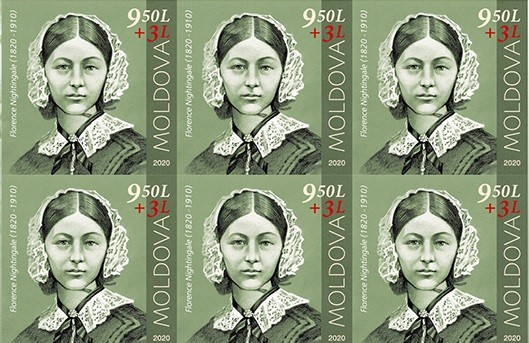 Poșta Moldovei va pune în circulație un timbru dedicat medicilor