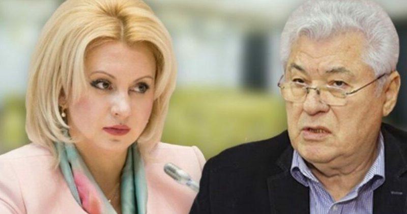 Владимир Воронин не будет поддерживать свою бывшую коллегу по партии Виолетту Иванову в гонке за пост главы государства 33 15.05.2021