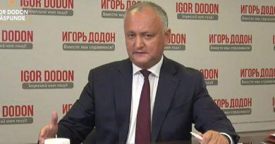 Igor Dodon vrea să reintroducă limba rusă ca obiect școlar obligatoriu