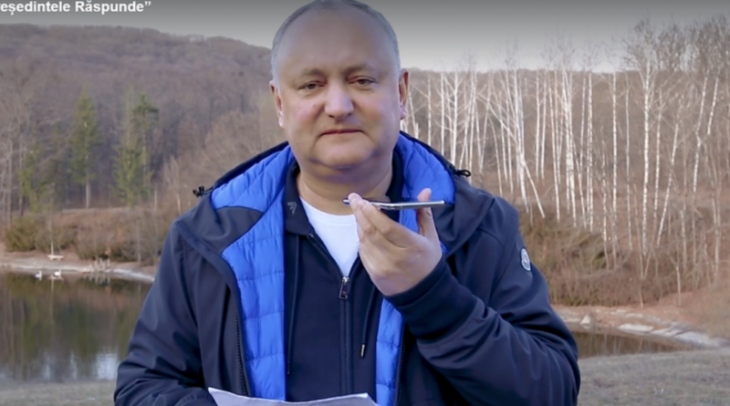 Foto /AUDIO/ Experiment Ziarul de Gardă: Oamenii sunt telefonați și întrebați dacă îl susțin pe Igor Dodon la prezidențiale 1 24.07.2021
