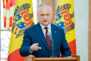 Who is the next President of Moldova? 3
