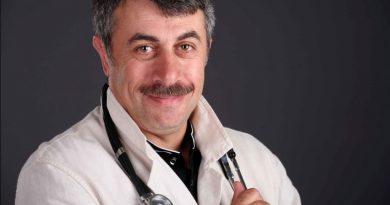 Комаровский рассказал, как диагностировать коронавирус в домашних условиях 2 17.04.2021
