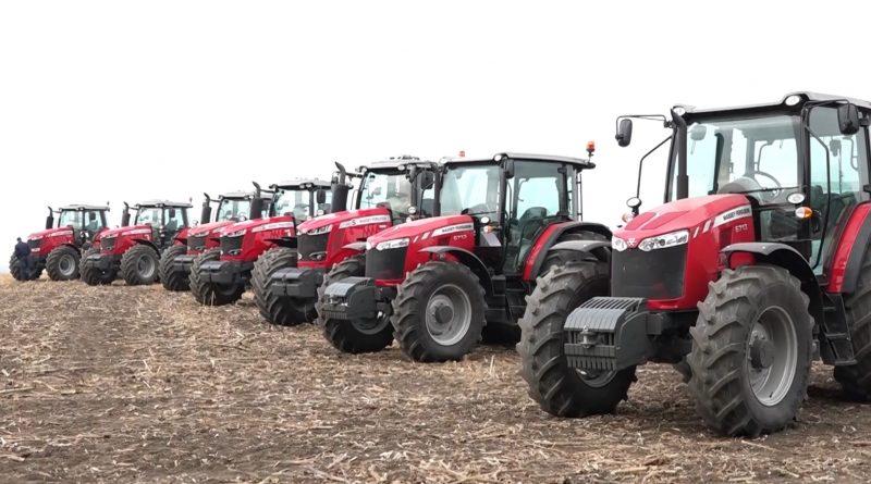 """Foto """"Agri-Solutions"""" SRL a organizat o demonstrație a tehnicii agricole 4 20.09.2021"""