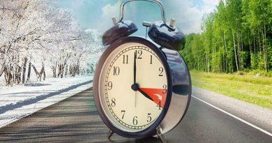 В ночь на воскресенье, 25 октября, Молдова перейдет на «зимнее время» 2