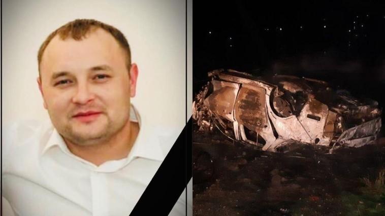 Bărbatul care a decedat în accidentul din raionul Drochia a lăsat în urma sa o tânără soție și o fetiță de 4 ani