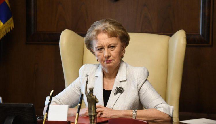 Președintele Parlamentului Zinaida Greceanîi a fost testată pozitiv la COVID-19