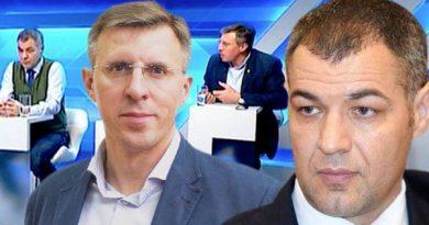 Foto ЦИК зарегистрировала Октавиана Цыку и Дорина Киртоакэ кандидатами в президенты 3 22.09.2021