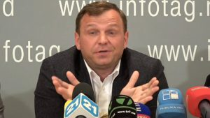 Who is the next President of Moldova? 5