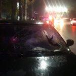 Un bărbat din Bălți a ajusns la spital, după ce a încercat să traverseze strada neregulamentar