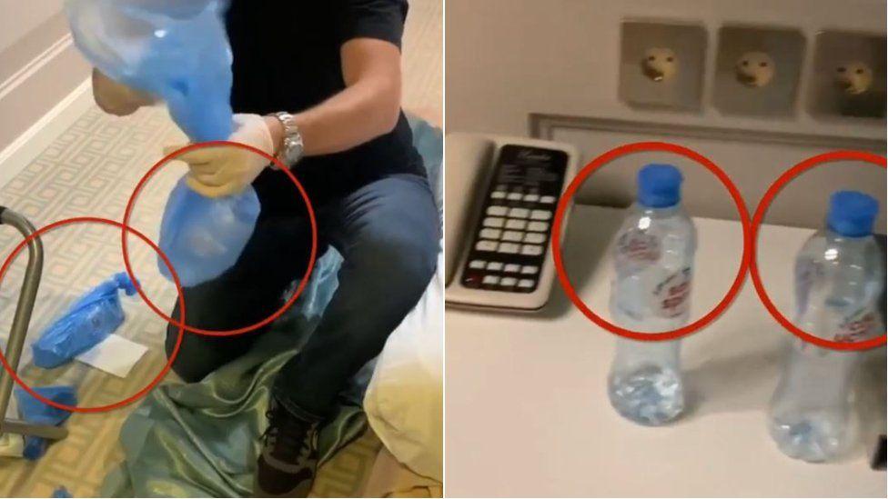 """В руках у немецких следователей оказались несколько предметов со следами """"Новичка"""", которым отравили Навального 2 12.04.2021"""
