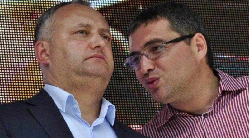 Ренато Усатый призвал свой электорат голосовать против Игоря Додона 15 15.05.2021