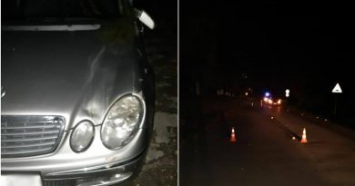 O femeie din orașul Briceni care-şi aducea vaca de la păscut a fost lovită mortal de o mașină
