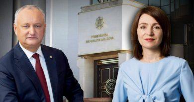La 15 noiembrie va avea loc cel de-al doilea tur de scrutin pentru alegerile Președintelui Republicii Moldova