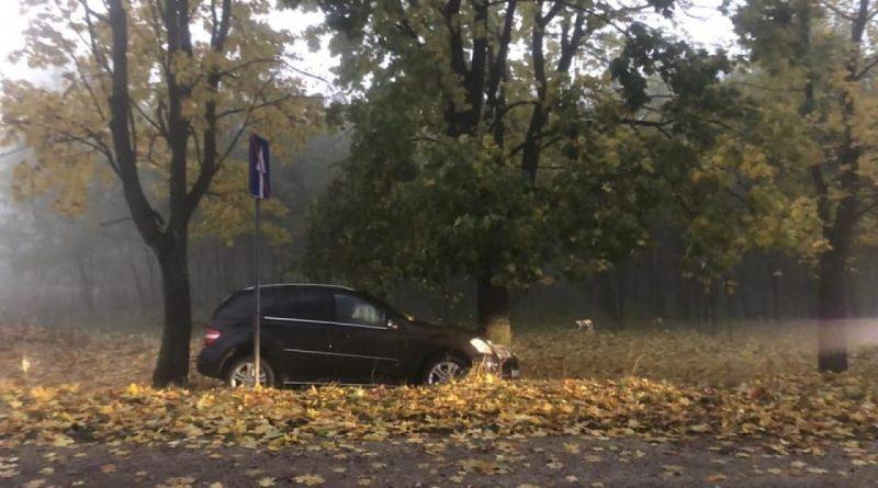 Депутат Pro Moldova Олег Сырбу попал в аварию в Единцах