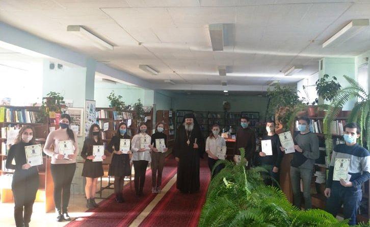 Episcopia de Bălţi a Mitropoliei Basarabiei a oferit burse elevilor şi studenţilor din oraș