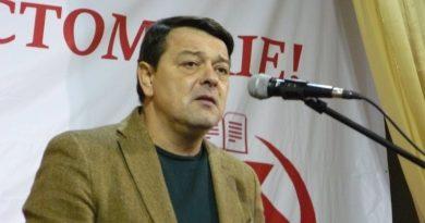 """Константин Старыш: """"Социалисты занялись спекуляцией вокруг проблем русского языка"""" 2"""