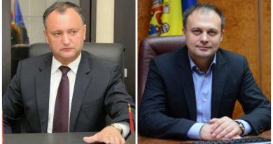 Депутат от Pro Moldova Андриан Канду обратился в Генеральную прокуратуру с жалобой по поводу банкета с участием Додона 2 08.03.2021
