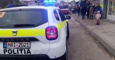 /VIDEO/ Oamenii legii din municpiul Bălți îndeamnă cetățenii să respecte măsurile antiepidemice. Cei care nu se conformează vor fi sancționați