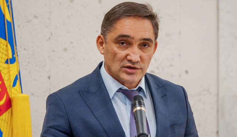Procurorul General, Alexandru Stoianoglo, testat pozitiv la COVID-19