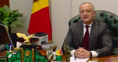Игорь Додон: Парламент должен быть распущен, а в стране должны пройти досрочные выборы