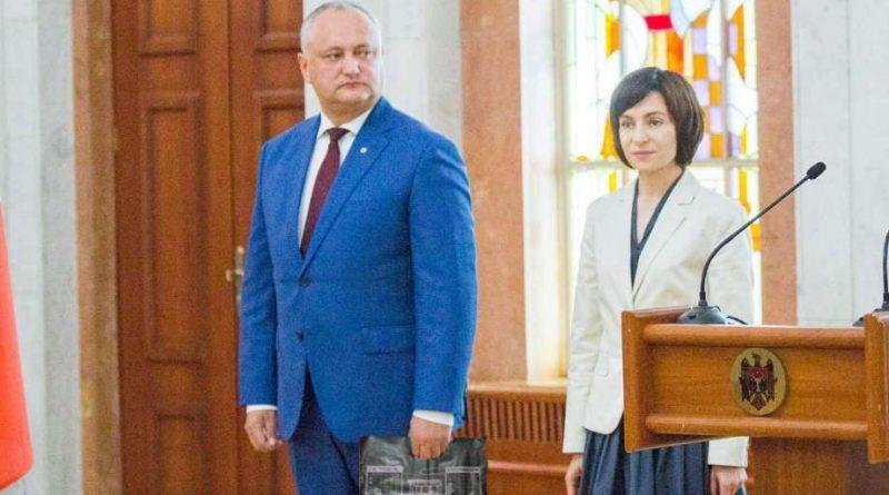 Foto Суд обязал Игоря Додона извиниться перед Майей Санду за ложные высказывания 1 20.09.2021