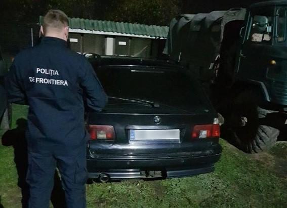 Un bărbat circula în raionul Ocnița cu acte expirate pentru automobil. Acum riscă amendă