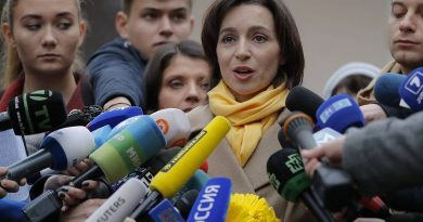 Foto Избранный президент Молдовы Майя Санду выступила за отставку правительства Иона Кику 5 29.07.2021