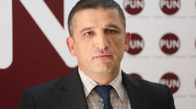 Prim-vicepreședintele PUN, Vlad Țurcanu, se retrage din politică