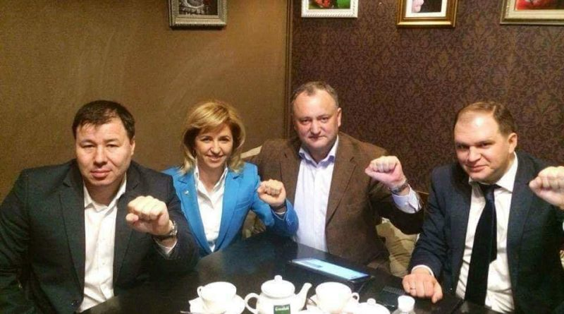 Игорь Додон снова станет президентом...Партии социалистов 1