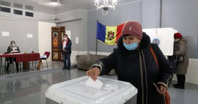 Явка во втором туре выборов президента Молдовы выше, чем в первом 3 15.05.2021