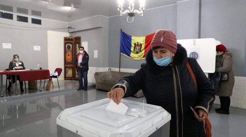 Явка во втором туре выборов президента Молдовы выше, чем в первом 1 12.05.2021