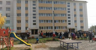 Un bloc locativ cu apartamente sociale a fost inaugurat în orașul Glodeni