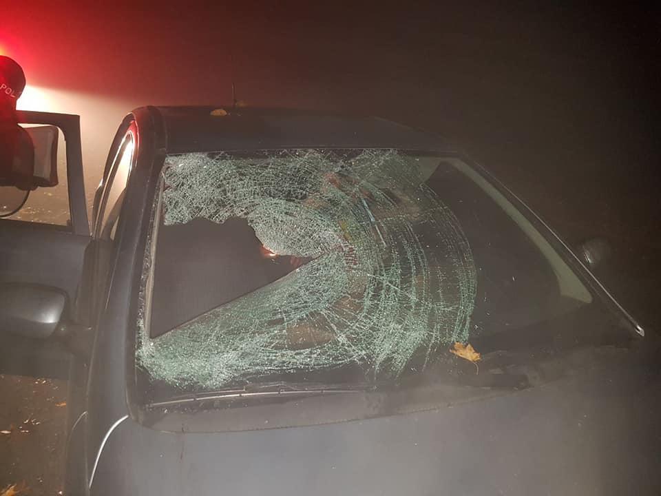 Foto /FOTO/ Deputatul Oleg Sîrbu a fost implicat într-un accident rutier pe traseul Edineț – Brânzeni 1 20.09.2021