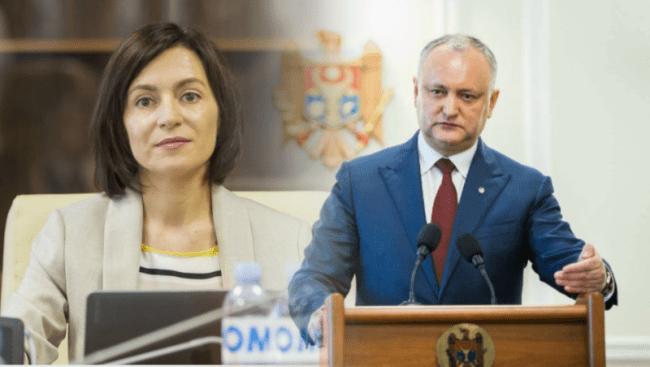 """Додон о победе Санду: """"Не было учтено влияние диаспоры"""" 16 15.05.2021"""