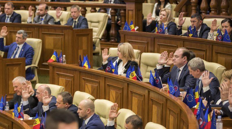 Foto После двухмесячного перерыва депутаты соберутся на парламентское заседание 1 16.06.2021