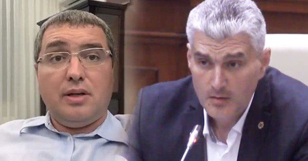 """Слусарь ответил на обвинения Ренато Усатого: """"Ты не просто балабол, ты подлец и негодяй"""" 1 12.05.2021"""