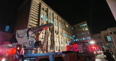 /VIDEO/ Tragic: Zece persoane intubate au murit într-un spital din România în urma unui incendiu