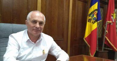 Primarul orașului Sângerei părăsește PUN și aderă la PAS