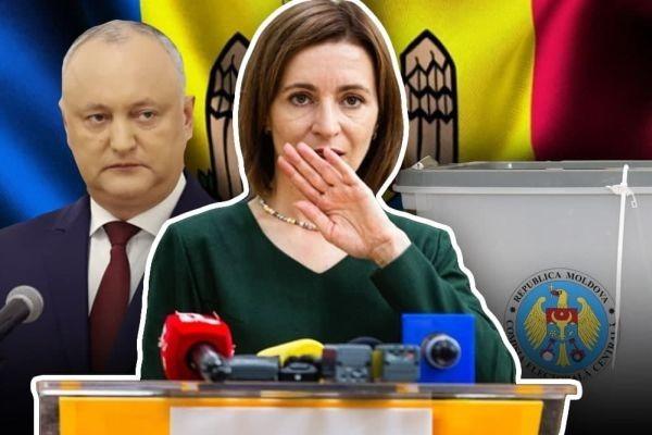 Майя Санду об отказе участвовать в дебатах: «Мы не хотим попасть в грязь, в которую Игорь Додон пытается втянуть нас» 12 15.05.2021