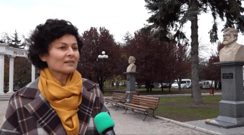 """/VIDEO/""""O Femeie pe Alee"""" – proiect lansat în municipiul Bălți 1 12.04.2021"""
