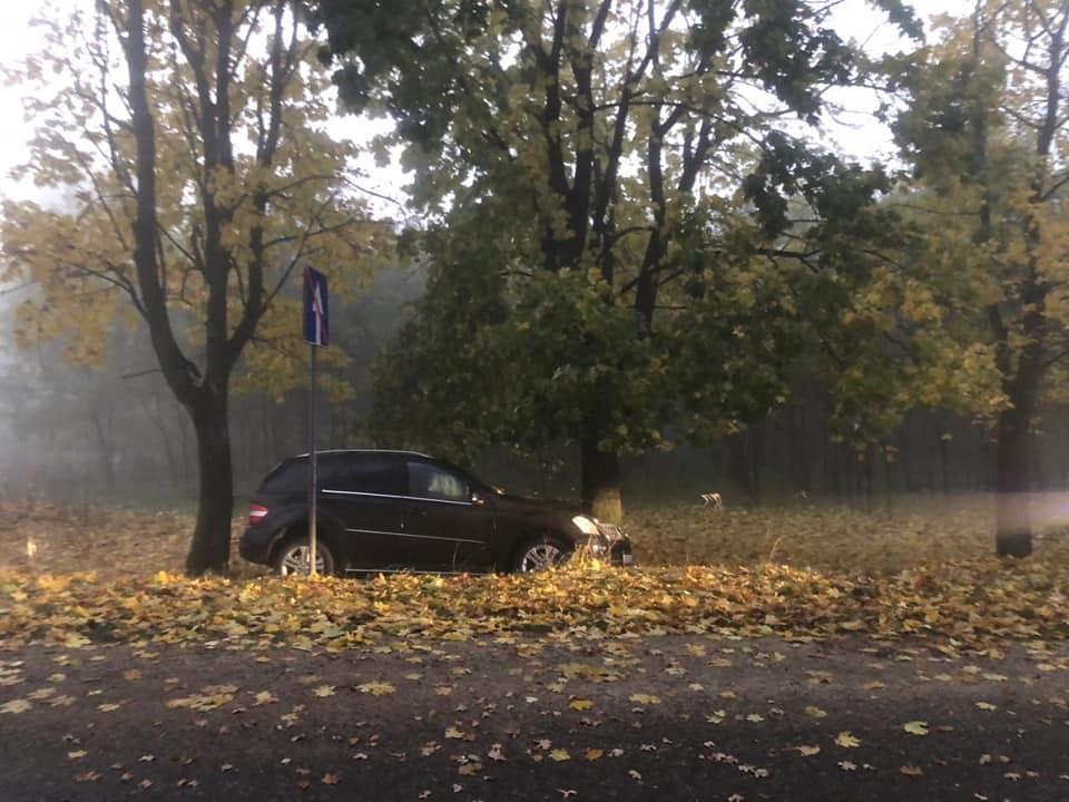 Foto /FOTO/ Deputatul Oleg Sîrbu a fost implicat într-un accident rutier pe traseul Edineț – Brânzeni 2 20.09.2021