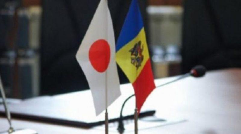 Japonia va oferi Republicii Moldova un grant de 800 mii euro pentru procurarea echipamentelor medicale