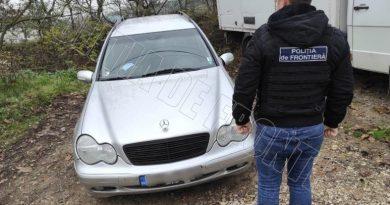 Un bărbat circula pe străzile din Soroca cu o procură falsă pentru automobil